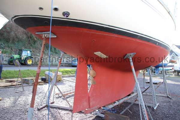 Classic Classic 45  Waterline view - starboard  quarter