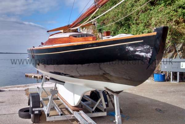Loch Long Class One Design racing yacht for sale