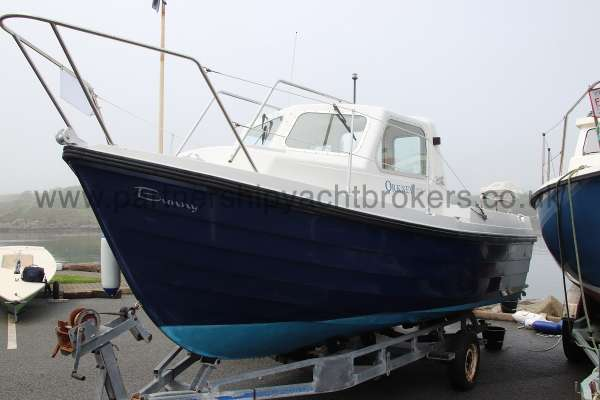 Orkney Pilot House 20 Orkney Pilot house 20 - ready to go