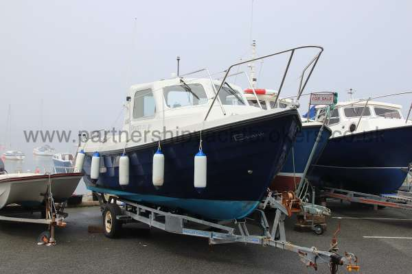 Orkney Pilot House 20 Orkney Pilot house 20 Starboard bow view -