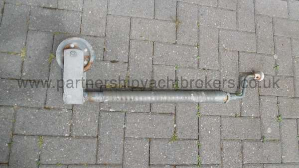 SBS BK 2500 trailer SBS BK2500 - Jockey wheel