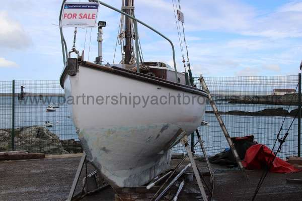 Hillyard Four ton Hull close up -