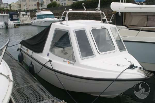Nord Fisher 170 Alongside -
