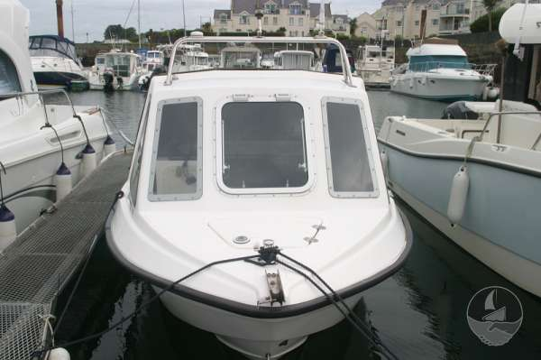 Nord Fisher 170 Bow view -