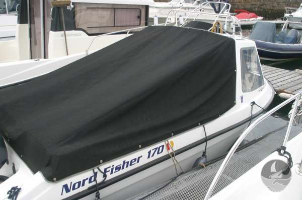 Nord Fisher 170 Cockpit cover -