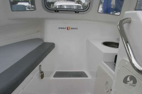 Nord Fisher 170 Cabin detail -