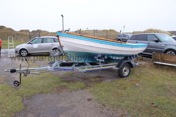 Loch Broom Post Boat Easily trailed -
