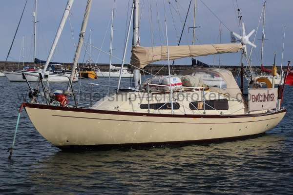 Folkboat 25 for sale