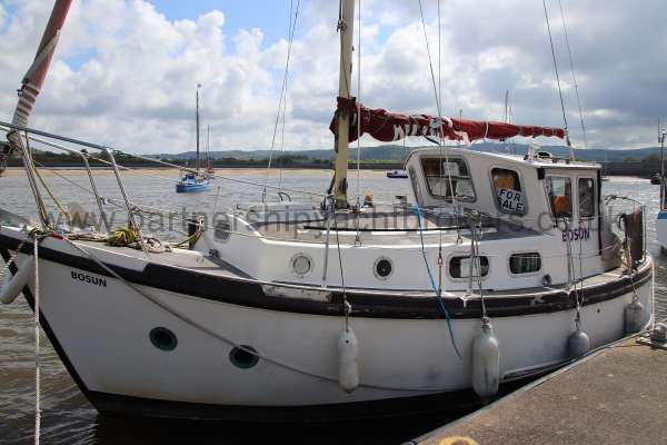 Partnership Yacht Brokers - Boats for Sale in North Wales and