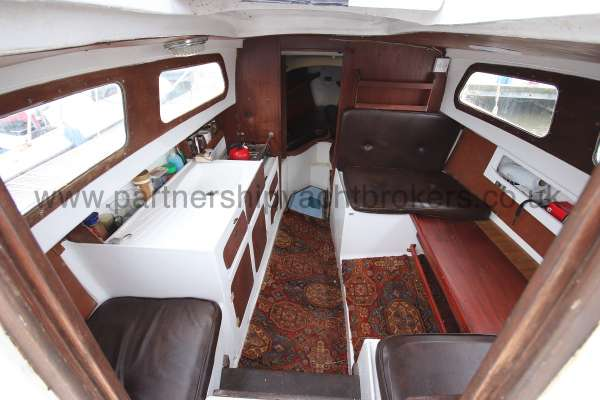 Leisure 23 Leisure 23 - saloon view