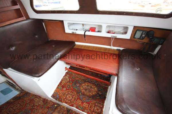 Leisure 23 Leisure 23 - saloon detail