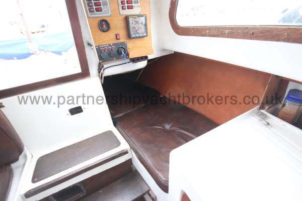 Leisure 23 Leisure 23 - the quarter berth