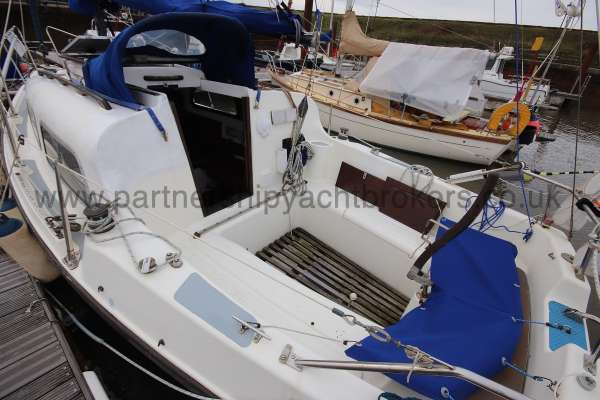 Leisure 23 Leisure 23 - stern view