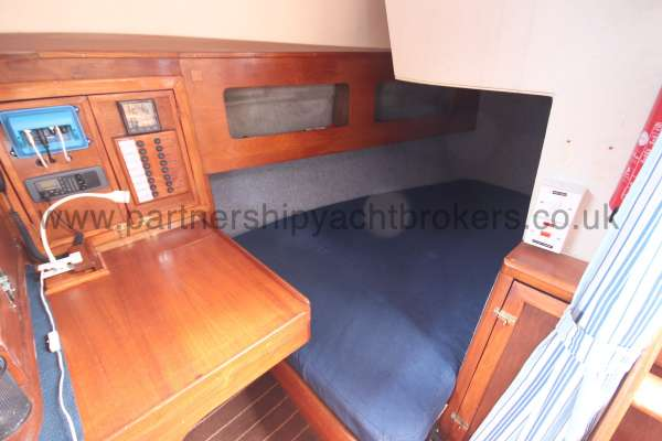 Moody 33S Moody 33S - Aft cabin located to starboard