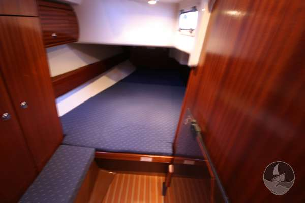 Bavaria 36 The starboard aft cabin -