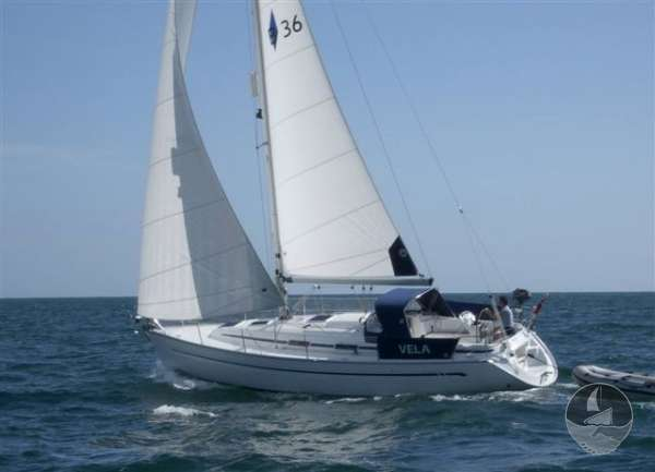 Bavaria 36 Under sail - Owners picture
