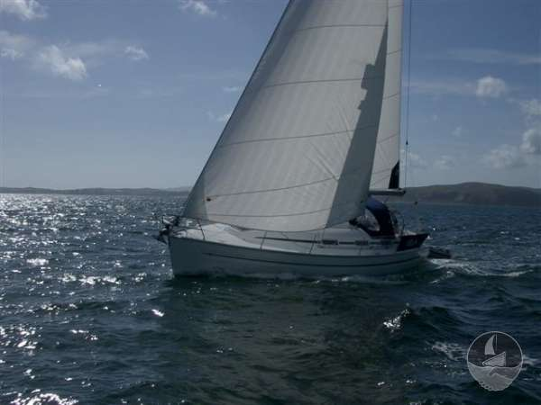 Bavaria 36 On the starboard tack - Owners picture