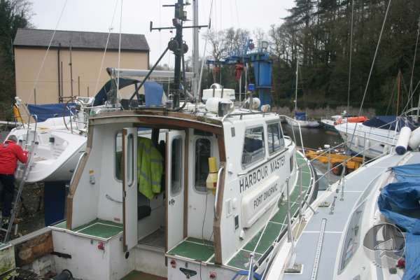 Nelson 35 The wheelhouse -