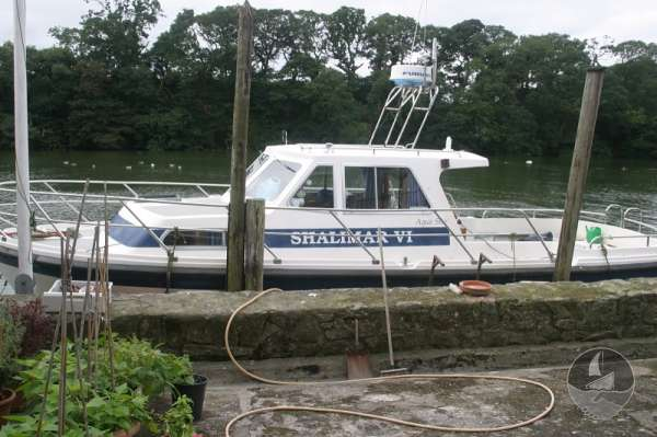 Aquastar 33 port side -
