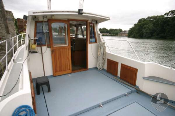 Aquastar 33 The wheelhouse -