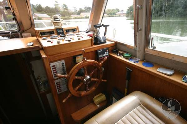 Aquastar 33 The helm  -