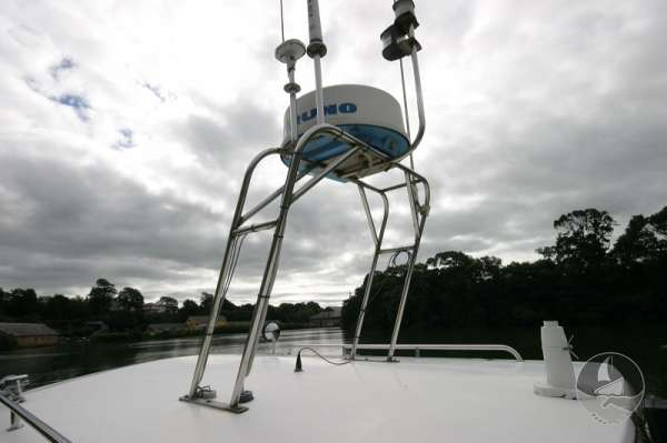 Aquastar 33 The radar  -