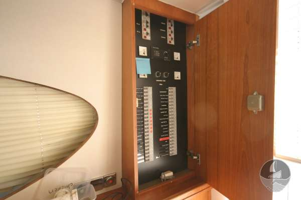 Elling E3 Executive Specification The main switchboard -