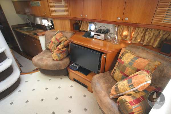 Elling E3 Executive Specification Lower saloon detail -