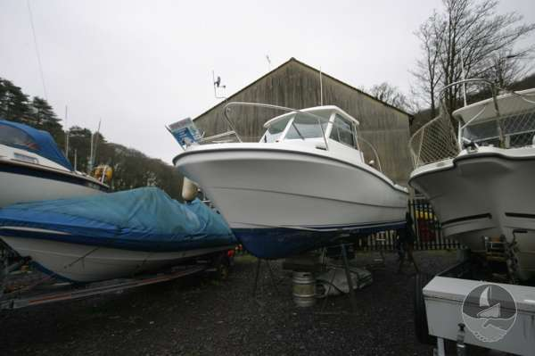 Beneteau Antares 620 Ashore port side -