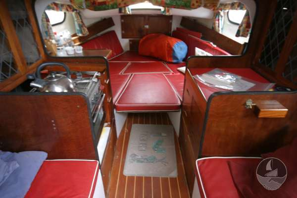 Westerly 22 Saloon  -