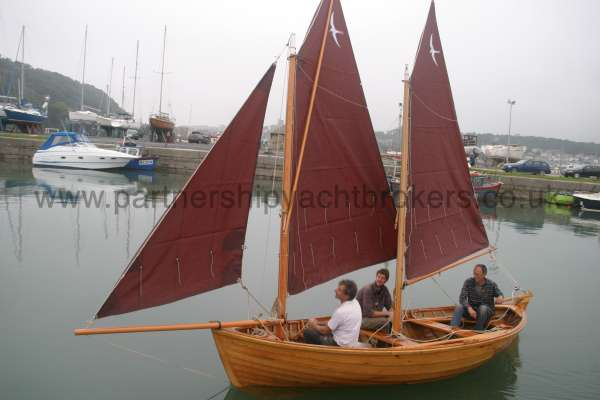 Wooden Classic Orkney Yawl for sale