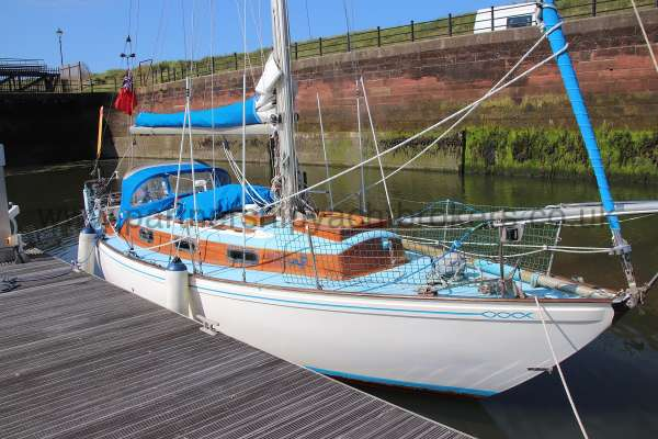 Twister 28 Ready for sea -