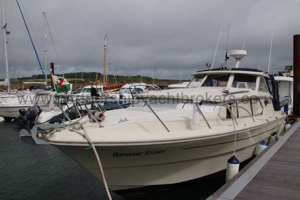 Fjord Sedan 32 A Norwegian classic -