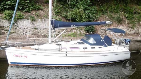 Hunter Legend 38 for sale