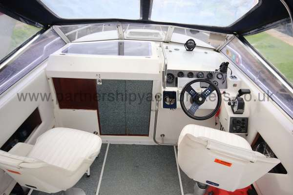 Fletcher 238 Twind seating -