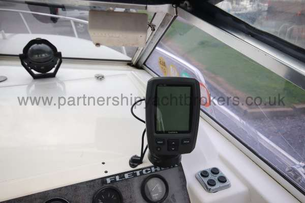 Fletcher 238 Echo sounder -