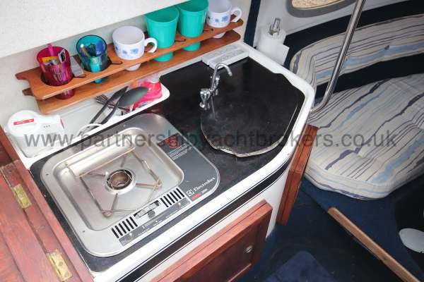 Fletcher 238 Galley -