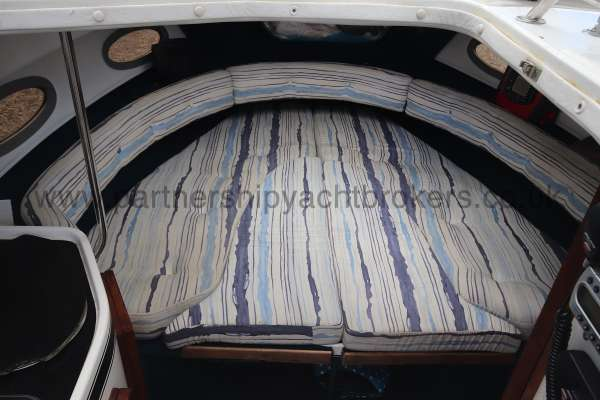 Fletcher 238 Double berth -
