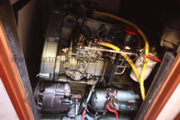 Sovereign 400 The engine -