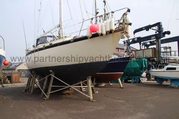 Ocean Cruising Sea Trader 41 ft Yacht for sale in Cumbria