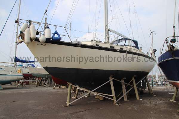 Ocean Cruising Sea Trader  41 ft Yacht for sale