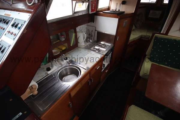 Colvic Family Fisher The galley -