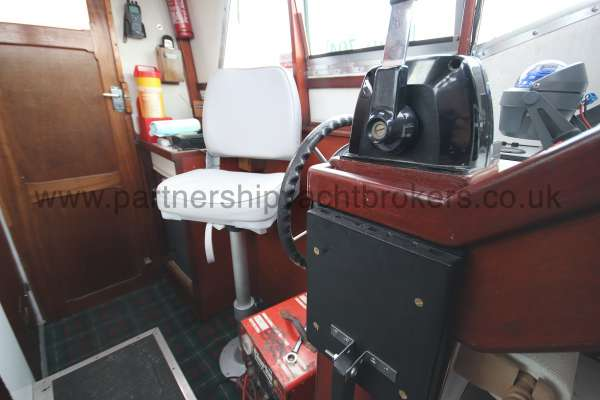 Colvic Family Fisher The helmsmans seat -