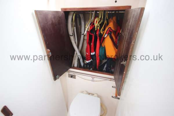 Nicholson 35 The wet locker -